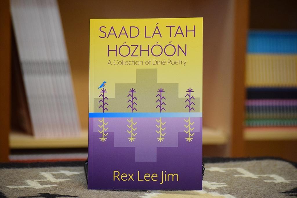 Press Release: Saad Lá Tah Hózhóón: A Collection of Diné Poetry